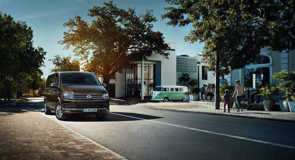1. Nenechte si ujít Multivan ve výhodné edici Trendline GO!
